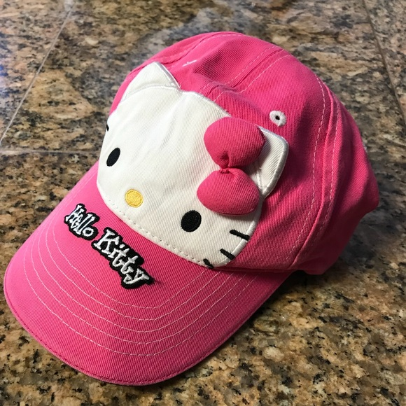 0a7aa0be Sanrio Accessories | Dealhello Kitty Girls Hat | Poshmark